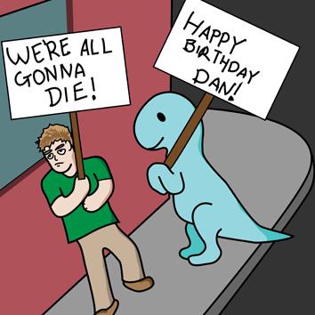 Happy Birthday Dan